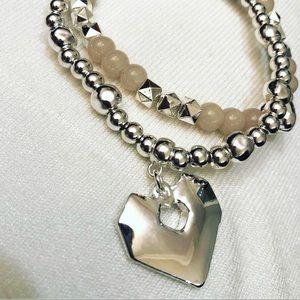 Bracelet silver plated